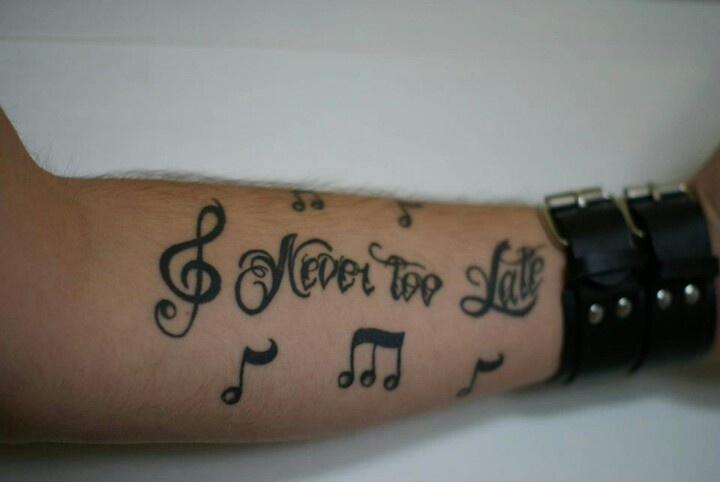 Three Days Grace. one of my favorites ;) - Never Too Late ...