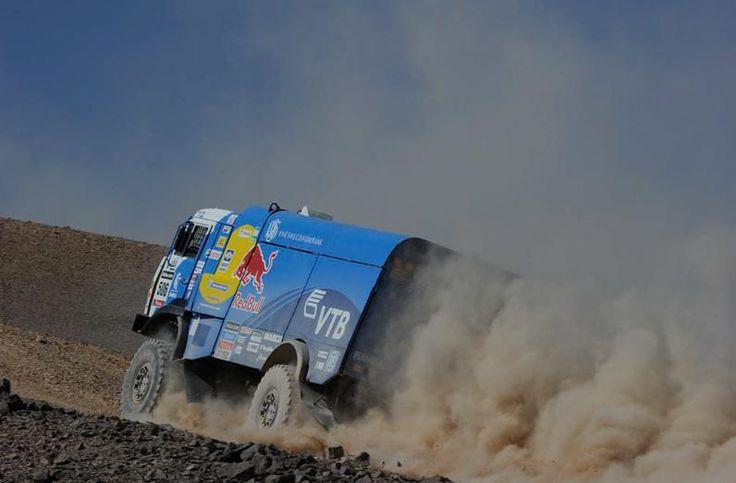 Dakar 11a Tappa - Coma allunga tra le moto, Roma si difende tra le auto e Karginov fa il sorpasso tra i camion