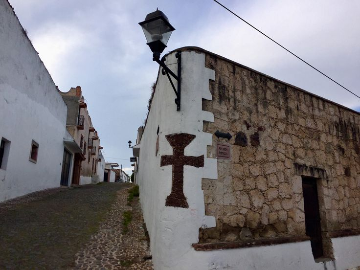 Traditional and legendary corner. Aculco, Mexico.