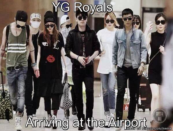 Bigbang & 2NE1