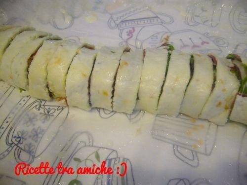Sfoglia di #mozzarella fatta in casa #ricettetraamiche