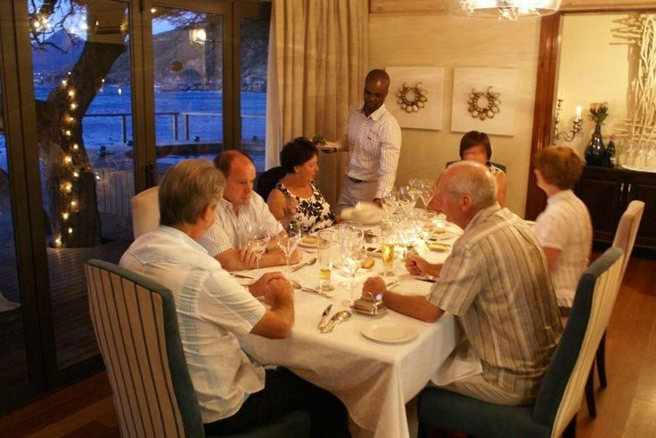 Tintswalo Atlantic dining