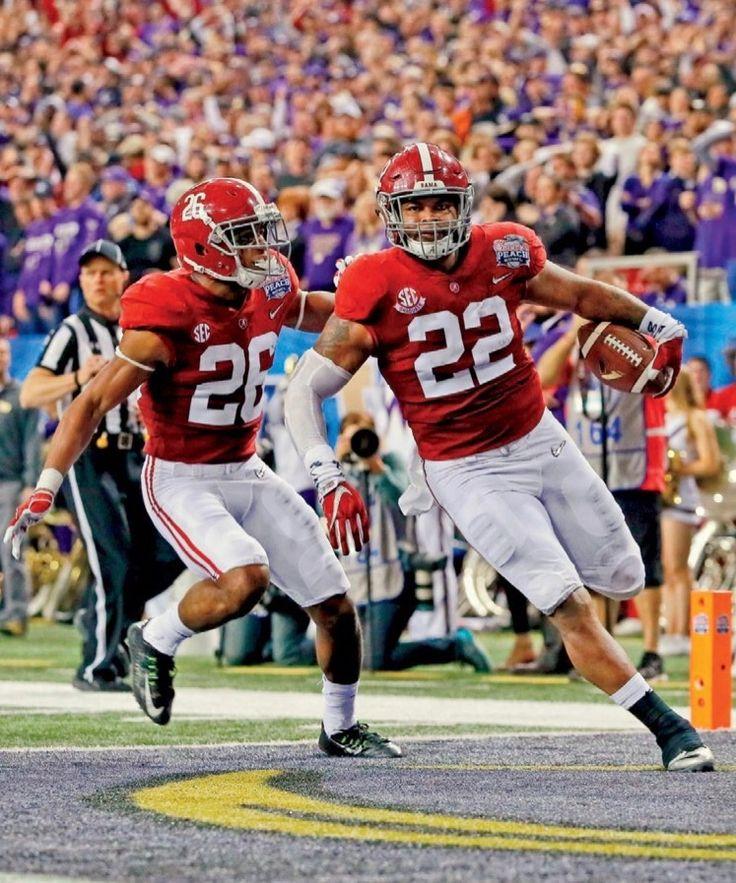 Ryan Anderson sore on a pick-6 vs Washington - Alabama 24 Washington 7 - photo from Sports Illustrated #Alabama #RollTide #Bama #BuiltByBama #RTR #CrimsonTide #RammerJammer