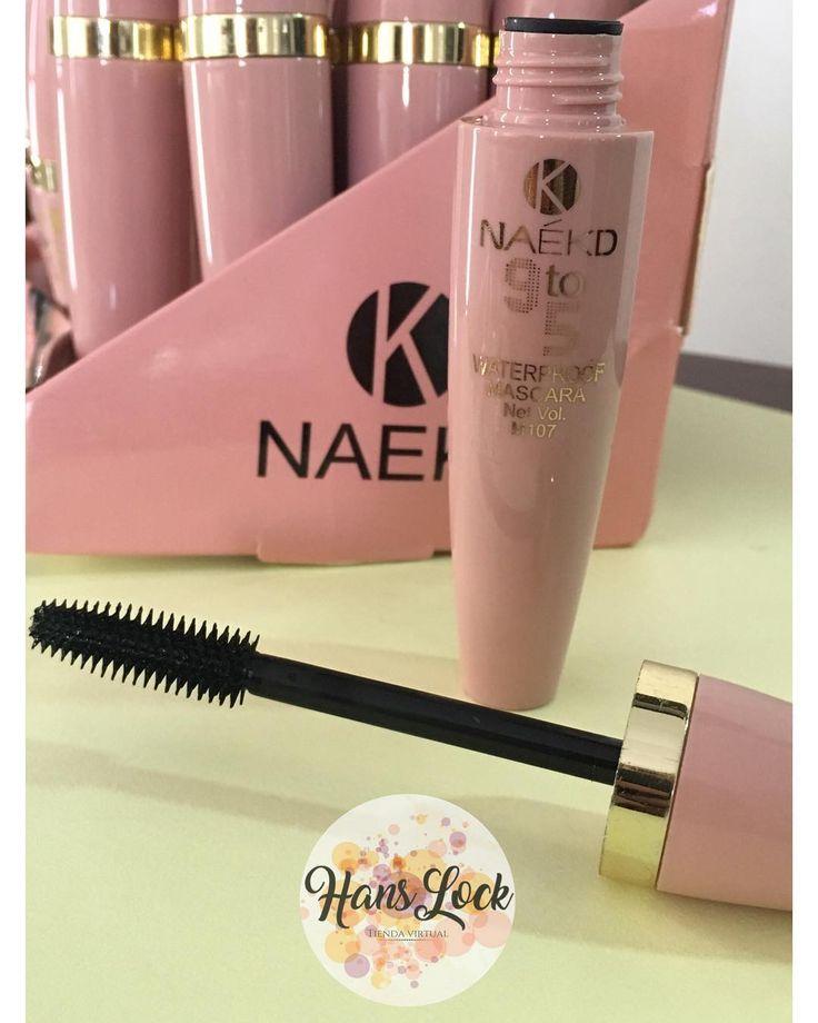 PESTAÑINA NAKED PINK , aprueba de agua, pestañas más largas ������#makeup #instamakeup #cosmetic #cosmetics #TagsForLikes #TFLers #fashion #eyeshadow #lipstick #gloss #mascara #palettes #eyeliner #lip #lips #tar #concealer #foundation #powder #eyes #eyebrows #lashes #lash #glue #glitter #crease #primers #base #beauty #beautiful http://ameritrustshield.com/ipost/1553843490781451739/?code=BWQXGwYlNXb