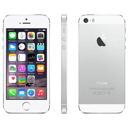 Ponto Frio iPhone 5S Apple com 32GB, Tela 4Prateado Por:R$1.934,10