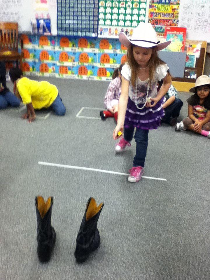 Mrs. Cortez's Class: Kindergarten Rodeo