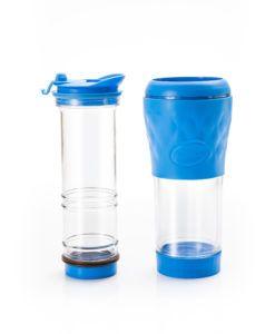 Cafeteira PRESSCA - Azul - 350 ml