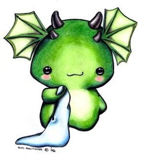 Rawr <3 Sea-Monster! :O *flees*