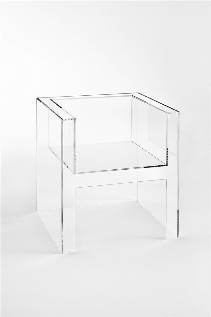 universal-blueprint:  just-good-design:  The Invisibles Lightby Tokujin Yoshioka, 2011 for Kartell.