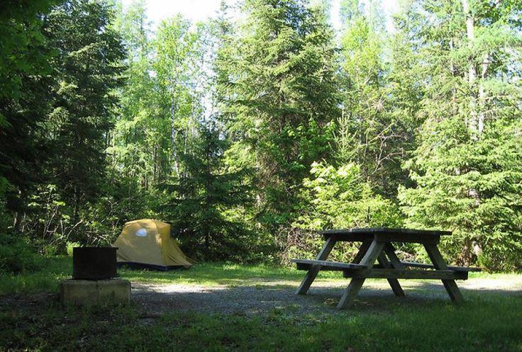 de la Republique Provincial Park