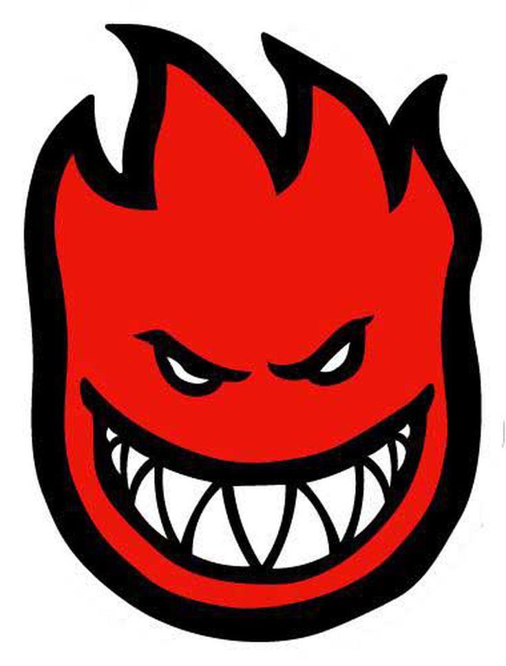 da17d0fc4 Skateboard Logos Pics Archive  Spitfire Flame Logo