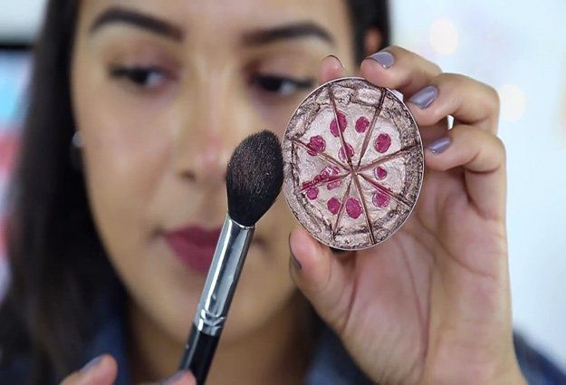 This Pizza Highlighter is Every Beauty Junkie's Dream