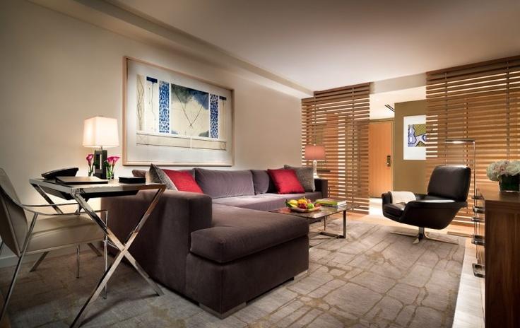 Conrad Suite Living Room