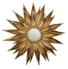 Love a good Regency Mirror!