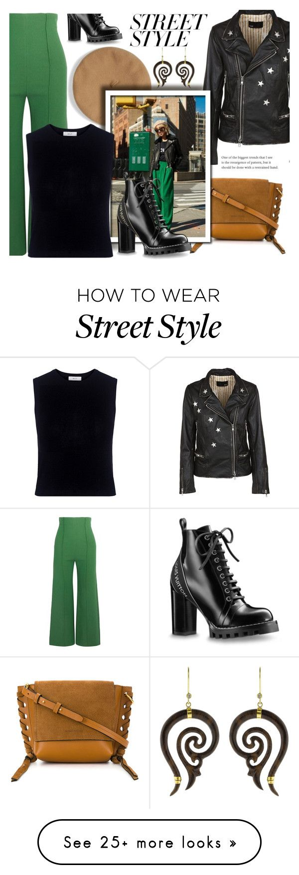 """Sexy Street"" by carleen1978 on Polyvore featuring Emilia Wickstead, Étoile Isabel Marant, Bully, Mother of Pearl and Boaz Kashi"