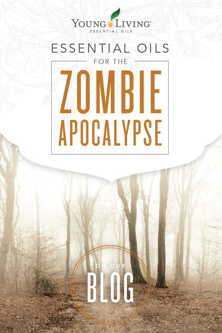 Don't make a grave mistake... Be ready for the zombie apocalypse!