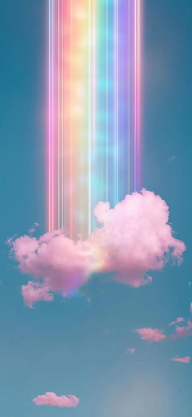 Ipad Wallpaper Aesthetic Horizontal Pretty Wallpapers Backgrounds Rainbow Wallpaper Rainbow Wallpaper Iphone