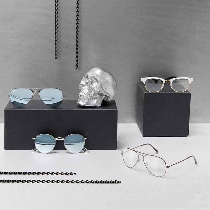 Repost from Ray-Ban Meet the new #MetalHeads Collection. #glasses #yycfashion #yycstyle