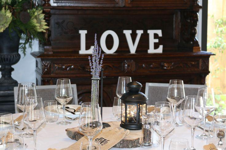 LOVE. Summer wedding, December 2016 at Peak Functions.