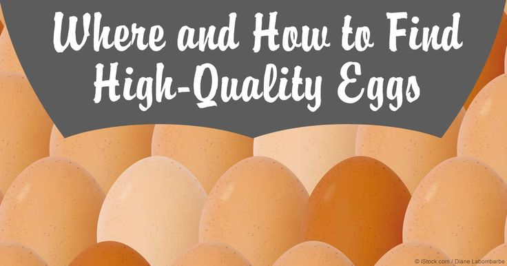 Your best source for fresh, organic eggs is a local farmer that allows his hens to forage freely outdoors. http://articles.mercola.com/sites/articles/archive/2014/01/13/pastured-eggs.aspx
