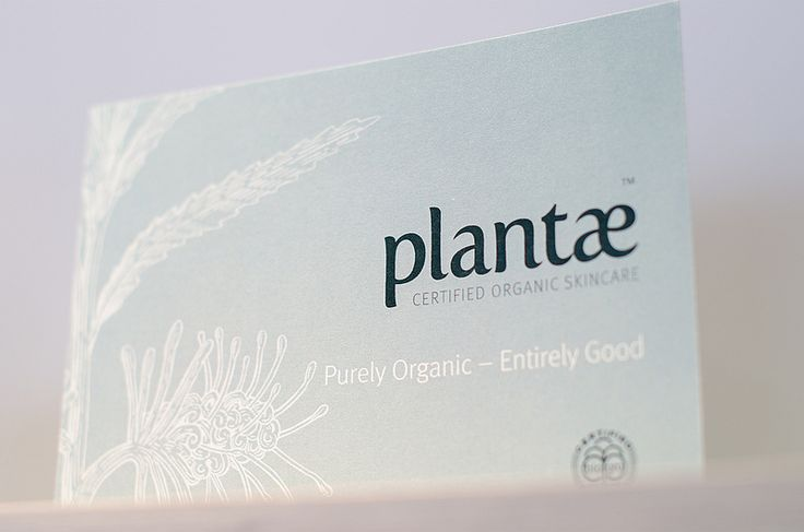 Plantae - Certified Organic Skincare from New Zealand