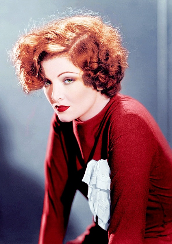 Mirna Loy    I could feel her quiet power on the screen...