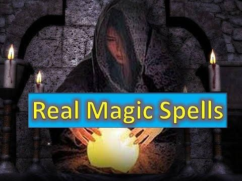 How to caste real magic spells- It really works