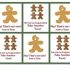 **Check out my 3 other Gingerbread Man Games: Short Vowels; VCVe & VCV words; Sight Words.**  The Gingerbread Man BLENDS game is designed to le...