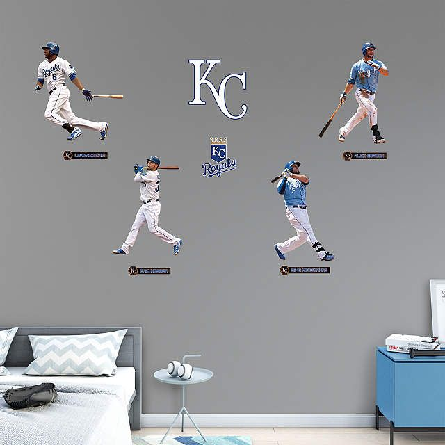Kansas City Royals Power Pack
