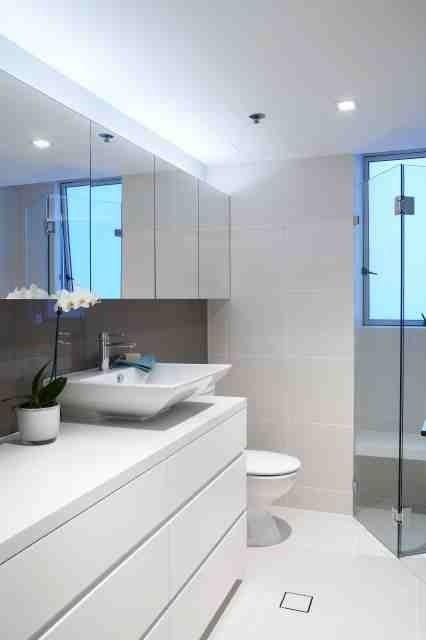 Bathroom. Brooke Aitken Design.