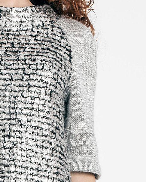 Sukienka Kolli zbliżenie na naszą wyjątkową i błyszczącą tkaninę