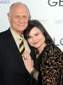 Delta Burke & Gerald McRaney, taken summer 2012. Still fabulous!