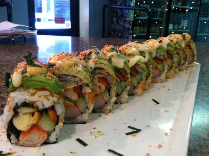 "2. Superb Sushi: ""Demon's Delight Challenge"" (Boise)"