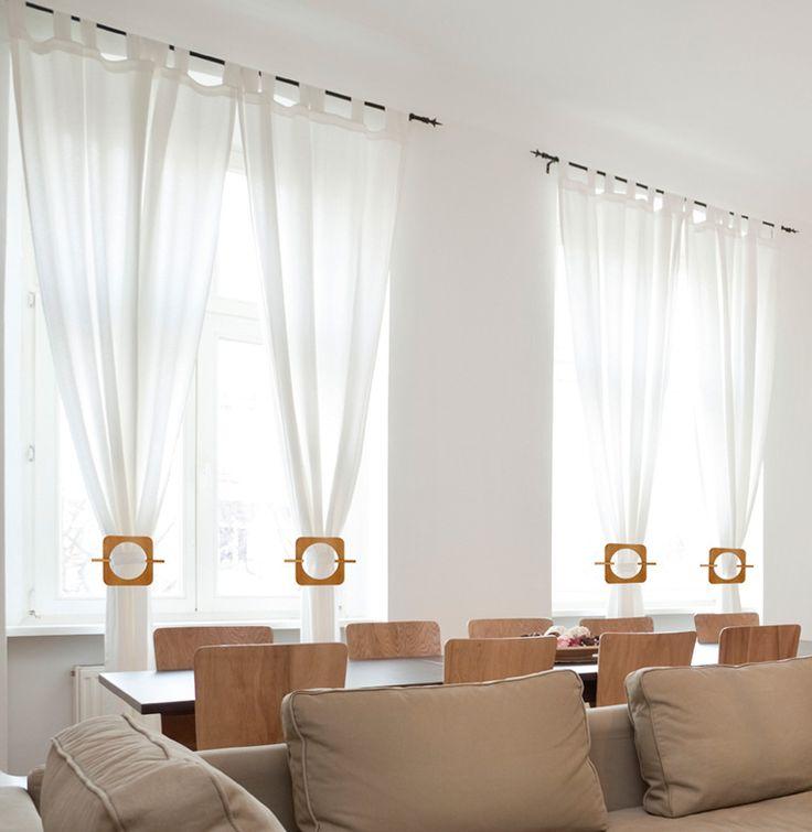 46 best abrazaderas tiebacks images on pinterest - Abrazaderas para cortinas ...