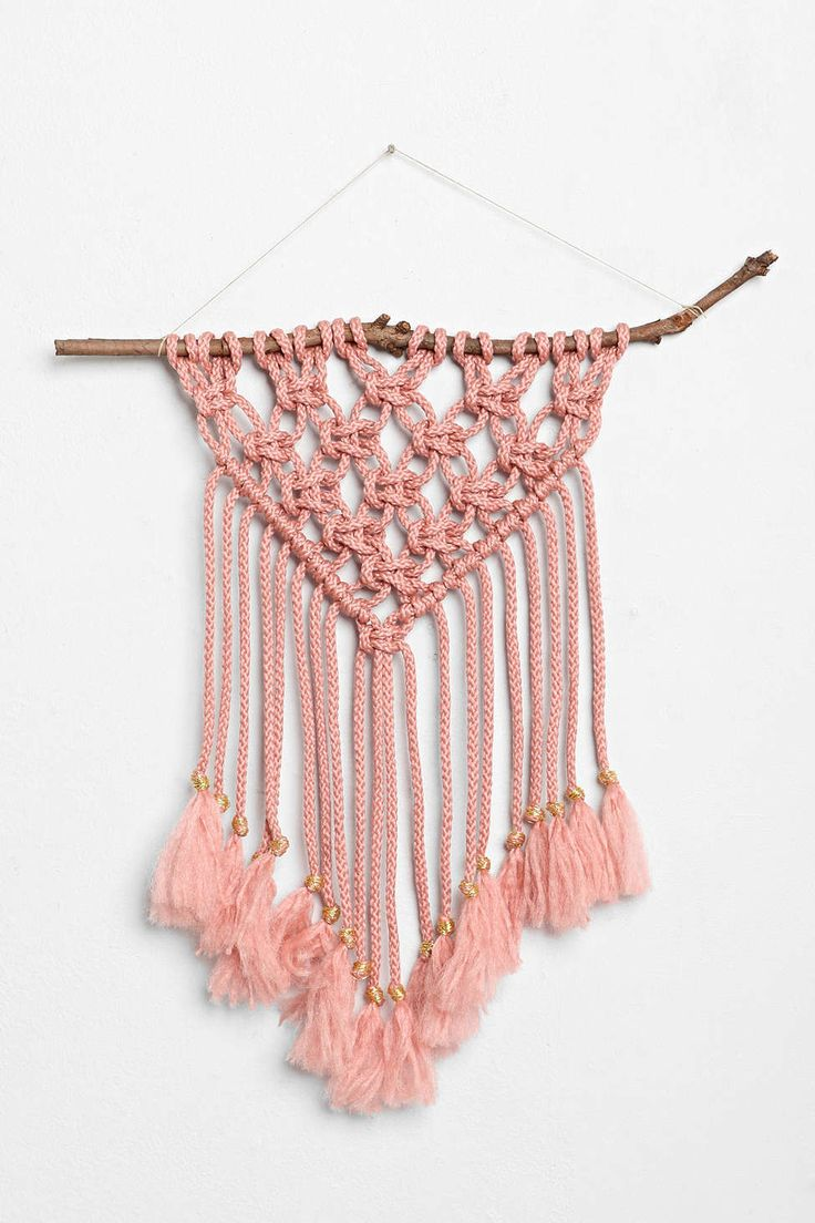 Naativ Studios X Uo Woven Wall Hanging Urban Outfitters