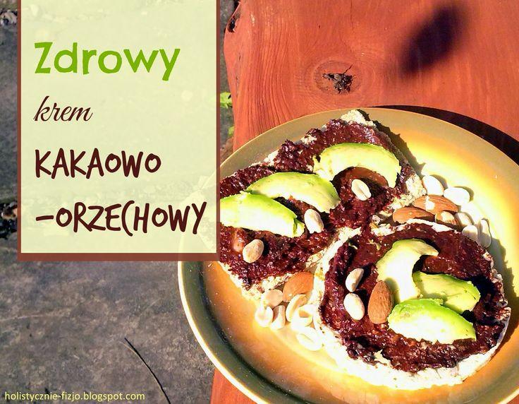 Krem kakaowo-orzechowy