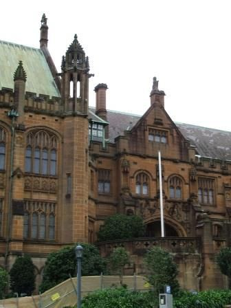 law university of sydney college papers
