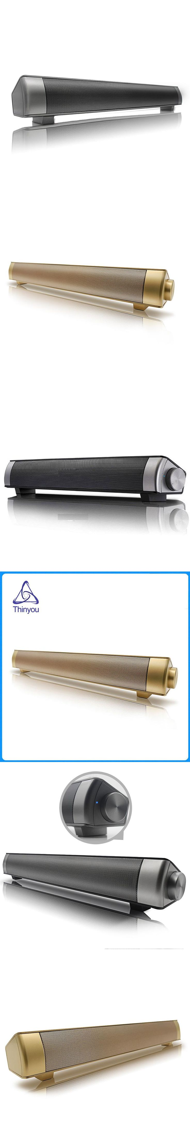 Thinyou Wireless Bluetooth Speaker Sound bar HIFI Subwoofer Boom box Stereo Portable hands-free Party speakers for Cellphone PC