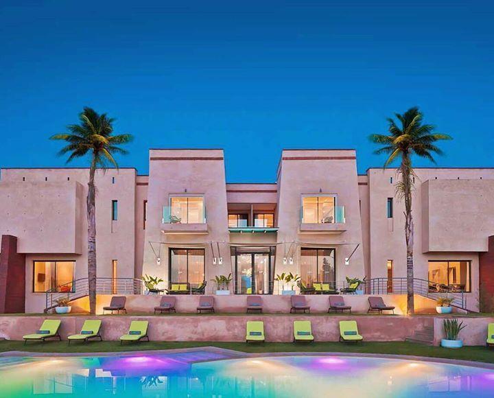 17 meilleures id es propos de week end spa sur pinterest for Hotels 5 etoiles marrakech