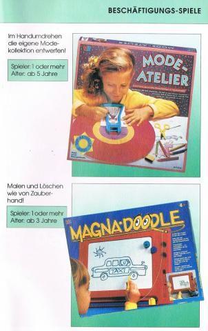 Mode-Atelier, Magna-Doodle