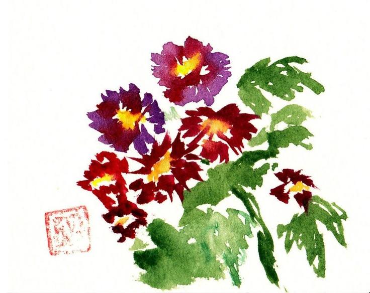 Kogiku (Small Chrysanthemum)