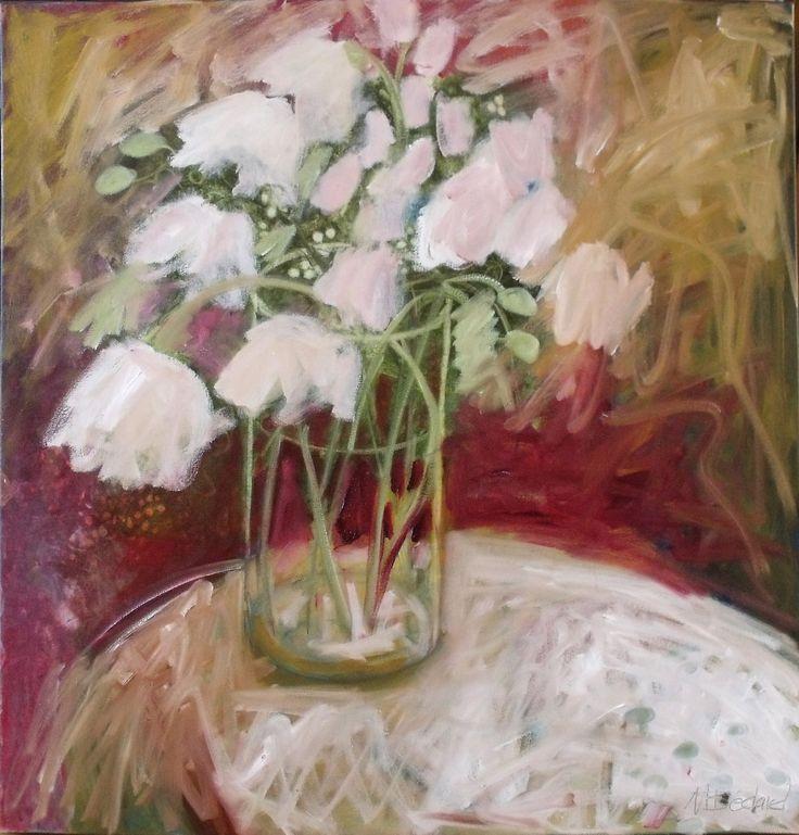« M'envoyer des fleurs », ©Michèle Bédard