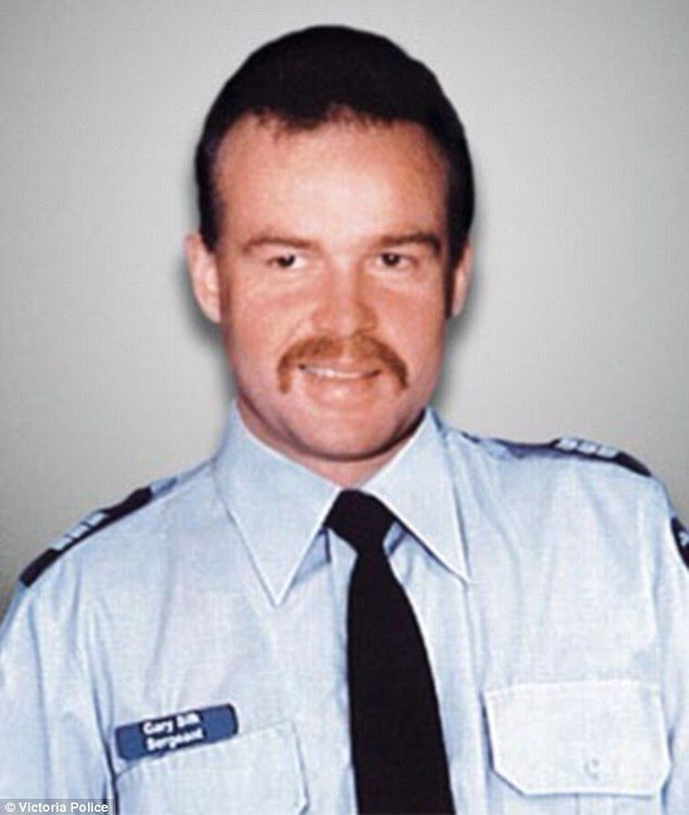 Sergeant GARY SILK - murder 1998 16th August 1998, in Moorabbin whilst working on an operation investigating armed robberies in the south-eastern suburbs, Sergeant Silk and his partner, Senior Constable Rodney Miller, were gunned down and killed.  . #twistedhistory #melbournemurdertours #melbourne #victorianpolice