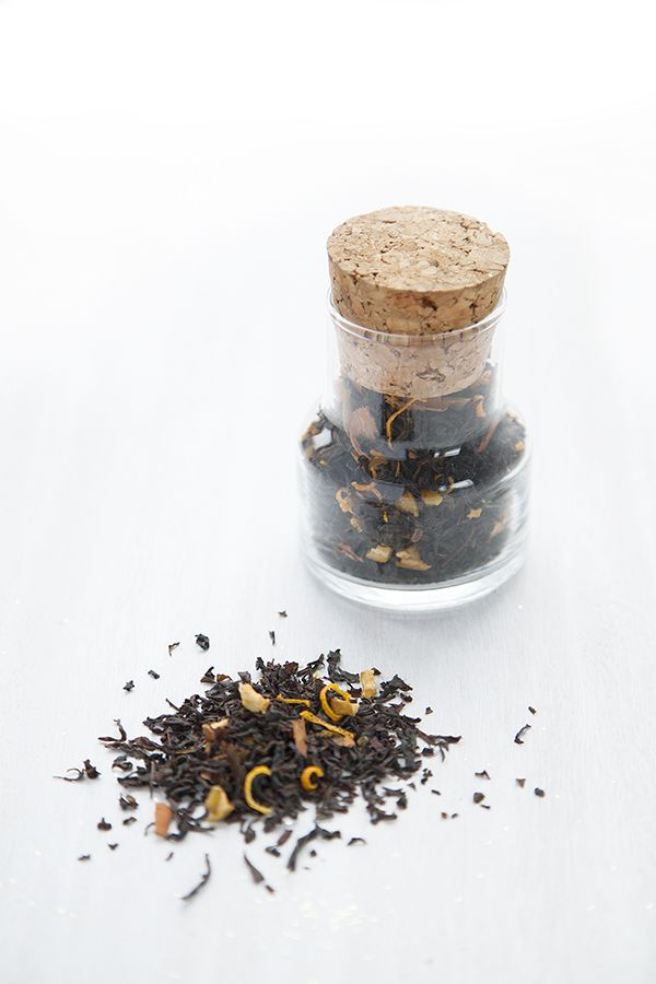 100 % Végétal: { Vivement Noël } Le thé de Noël maison pour le petit déjeuner - recette en français