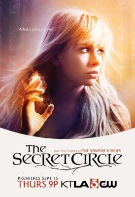 Secret Circle The Puzzle Fun-Size 120 pcs