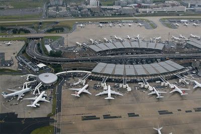 Welcome to Paris Charles de Gaulle Airport