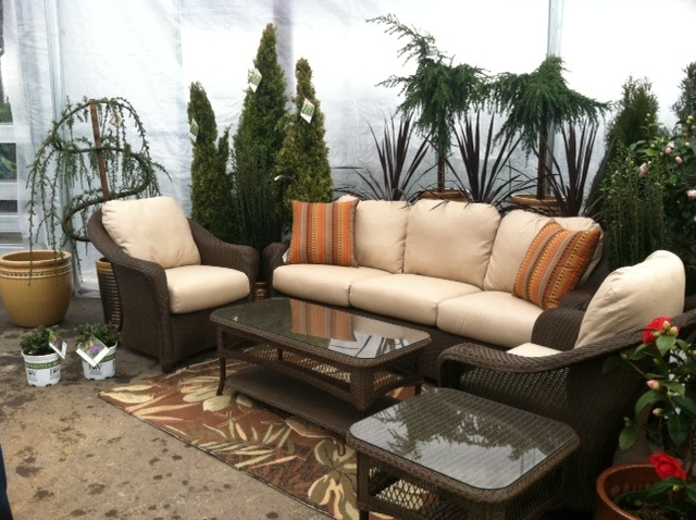 We Created This Outdoor Room When Jamie Durie Came To Visit