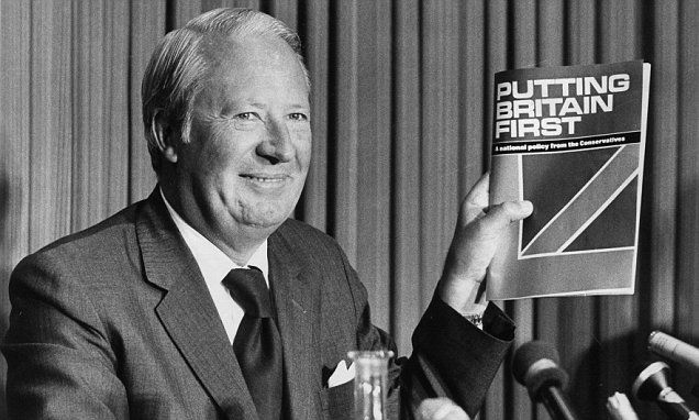 Police team is accused of a 'fishing expedition' against Ted Heath
