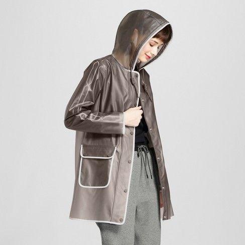0e9f491d8 $45 Hunter for Target Women's Rain Coat - Gray : Target | Best Of ...