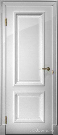 Межкомнатные двери «Классика» в Москве. Продажа белых межкомнатных дверей классической серии